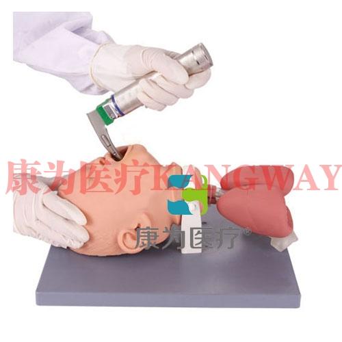 """""""康为医疗""""高级婴儿气管插管训练模型"""