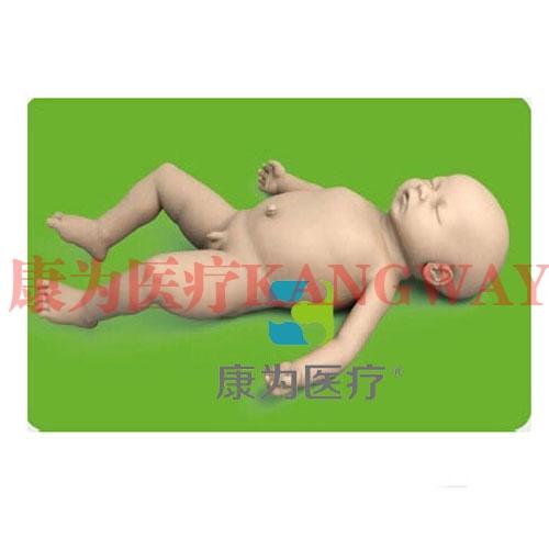 """""""康为医疗""""婴儿沐浴监测考核指导模型"""