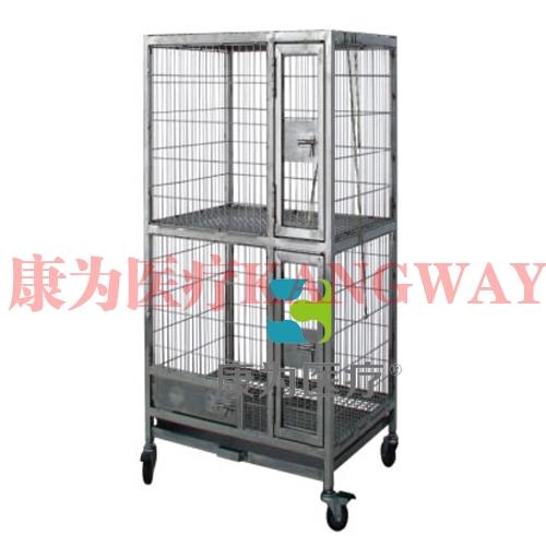 """""""康为医疗""""不锈钢猫笼 KDF/ML-2"""