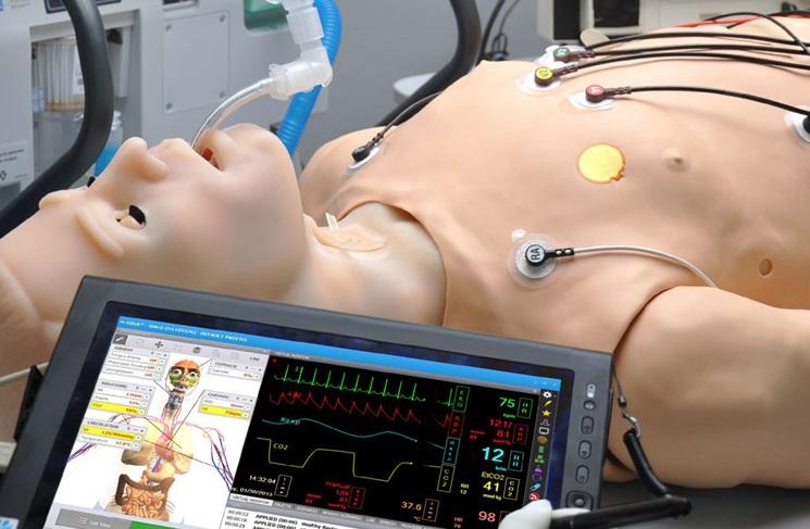 超级模拟人护理培训系统