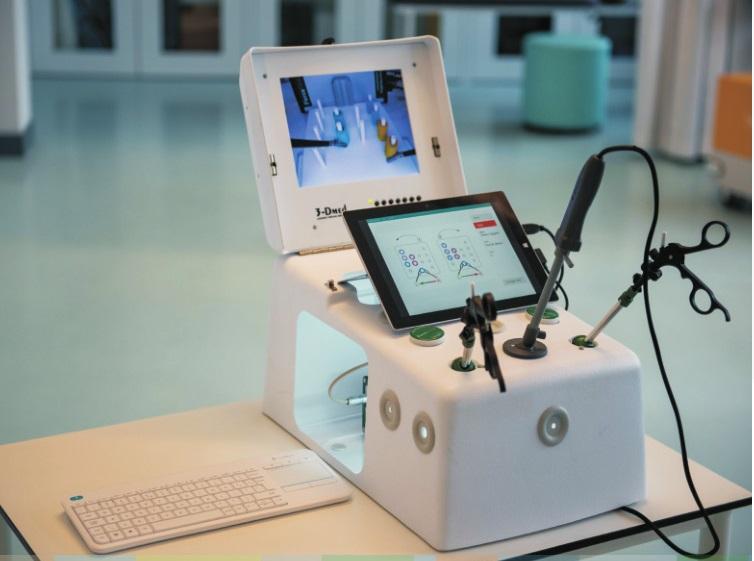 虚拟静脉注射培训系统