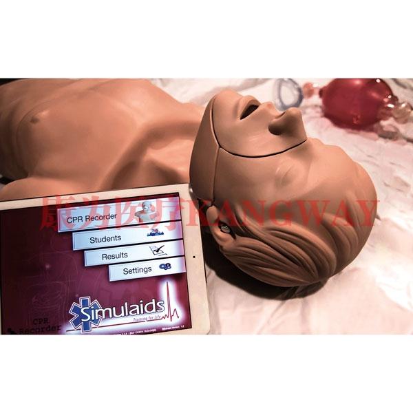 心肺复苏术记录模型