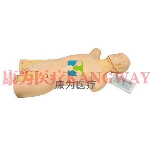 高级淋巴结触诊标准化模拟病人