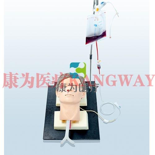 """""""康为医疗""""鼻孔填塞术训练模型"""