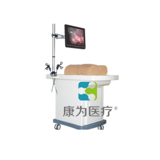 """""""康为医疗""""高级仿人体腹腔镜操作训练仪"""