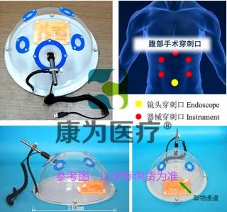 """""""康为医疗""""泌尿外科专用腹腔镜手术模拟训练装置"""