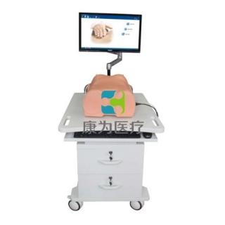心肺听诊、腹部触诊仿真标准化模拟人