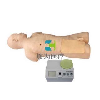 """康为医疗""""股动脉穿刺模拟人,高仿真TPE股动脉自动搏动穿刺标准化模拟病人,股动脉自动搏动穿刺模型"""