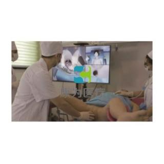 """产品名称:""""康为医疗""""智能产前检查及分娩训练系统"""