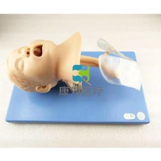 """""""康为医疗""""高级儿童气管插管模型,儿童气管插管模型,儿童气管插管操作模型"""