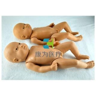"""""""康为医疗""""高级新生儿黄疸标准化模拟病人,婴儿黄疸护理模型,婴儿营养不良护理模型"""